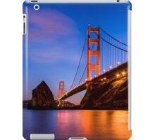 The Golden Gate Bridge iPad Case/Skin