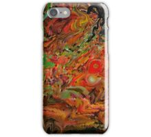 Psychedelic Nonsense iPhone Case/Skin