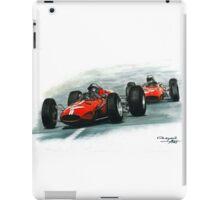 1965  Ferrari 158/Ferrari 1512 iPad Case/Skin