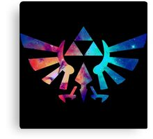 The legend of zelda Triforce Canvas Print