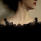 Woman In Profile by RobynLee