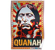 Quanah Poster