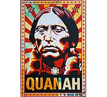 Quanah Photographic Print