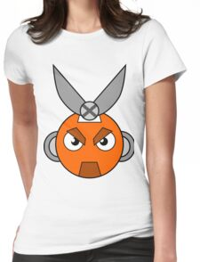 Cutman Womens Fitted T-Shirt