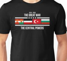The Great War - The Central Powers Unisex T-Shirt