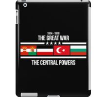 The Great War - The Central Powers iPad Case/Skin