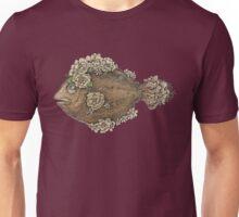 The Flower Fish  Unisex T-Shirt