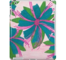Tropical Flowers iPad Case/Skin