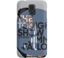 The Tonight Show Samsung Galaxy Case/Skin
