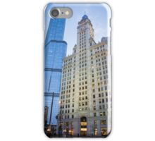 Towers at Dusk iPhone Case/Skin