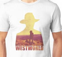 Westworld The Man in the Black Unisex T-Shirt