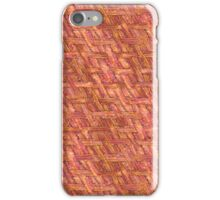 Crispy Tastey Bacon Weave iPhone Case/Skin