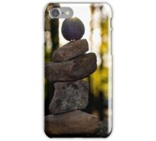 Rock Tower iPhone Case/Skin