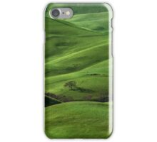 Green Hills iPhone Case/Skin