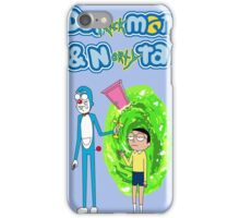 DoRickmon and Nortyta iPhone Case/Skin