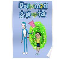 DoRickmon and Nortyta Poster