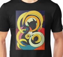 Luna-Kätz Unisex T-Shirt