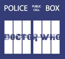 Public Call Box Window by funandhappy