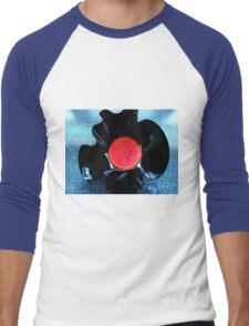 A BOWL OF MARVIN GAYE Men's Baseball ¾ T-Shirt