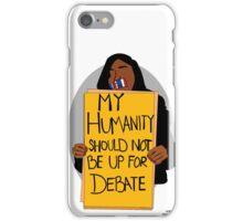 Black Lives Matter - Protest iPhone Case/Skin