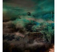 Dystopian Flood Photographic Print