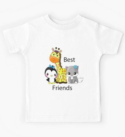Best Friends Kids Tee