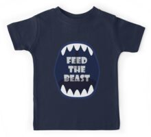 Feed The Beast Kids Tee