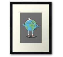 Pop It Framed Print