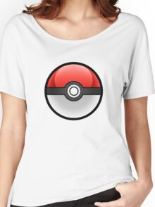 R/W Catching Ball! Women's Relaxed Fit T-Shirt