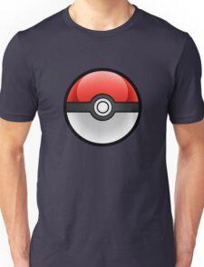 R/W Catching Ball! Unisex T-Shirt