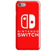 Switch iPhone Case/Skin