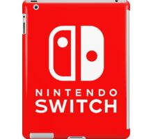 Switch iPad Case/Skin