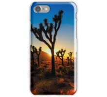 Mojave Desert iPhone Case/Skin