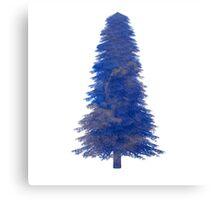 Cloud Maple Tree Canvas Print