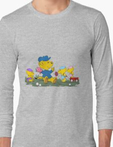 Ferald's Little Cousins Long Sleeve T-Shirt