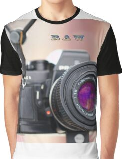 Vintage Raw Graphic T-Shirt