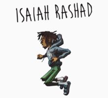 Isaiah Rashad One Piece - Short Sleeve