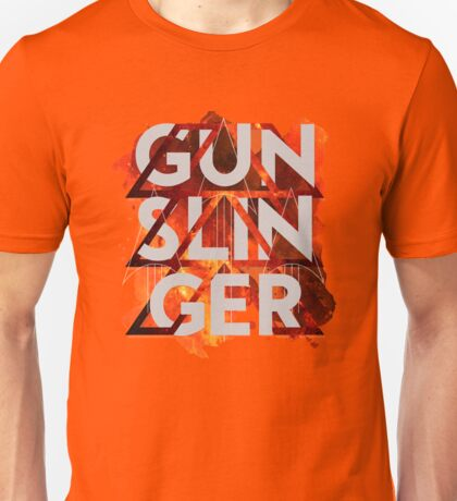 Hunter: Gunslinger Unisex T-Shirt