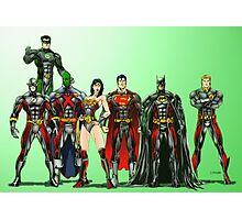Justice League Photographic Print