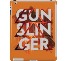 Hunter: Gunslinger iPad Case/Skin