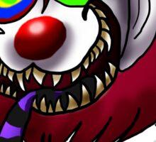 Its Clown Season! Sticker