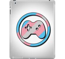Transgender Game Controller Icon iPad Case/Skin