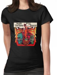 Spirit Of The Boogie Womens Fitted T-Shirt