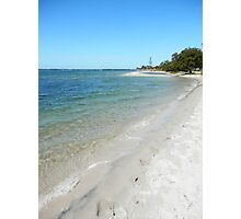Tranquil Broadwater Photographic Print