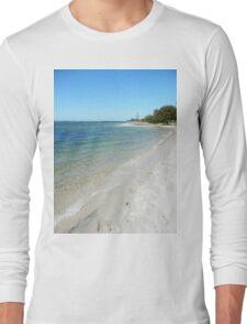 Tranquil Broadwater Long Sleeve T-Shirt