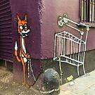 London Street Art III by Ludwig Wagner