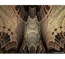 Bat Attack or Happy Hallowed Eve! Photographic Print