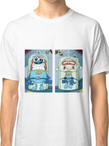 space madness ren and stimpy Classic T-Shirt