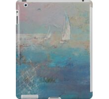 Sailboats iPad Case/Skin