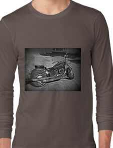 Yamaha V-Star 650 Classic Long Sleeve T-Shirt